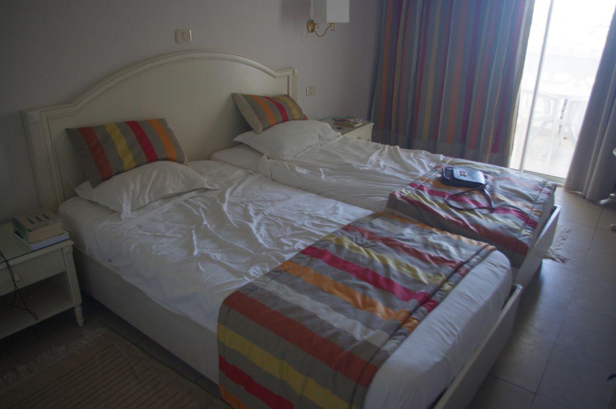 pokoj v Marhaba Resortu